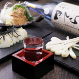 日本酒・本格焼酎ご用意しております!