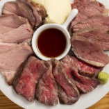 ザブトン肉盛り3種