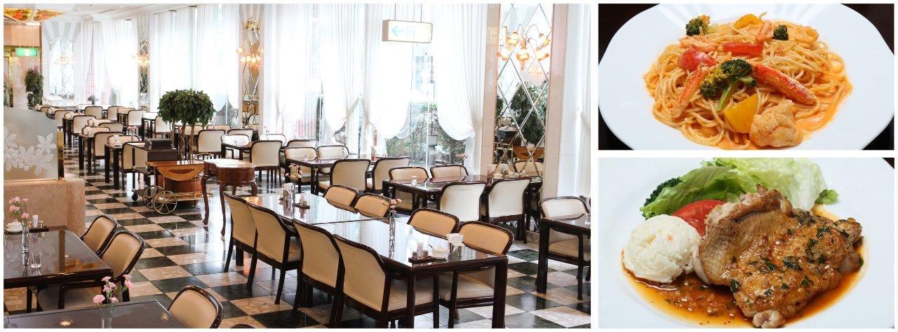 レストラン ロンシャン