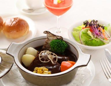 レストラン ロンシャン  コースの画像
