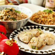 中華・台湾料理を神山小籠包で♪
