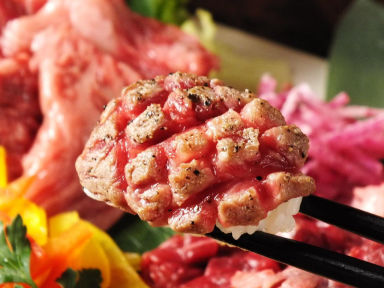 肉料理×ワイン  J.B.CHOPPER 大阪梅田店 こだわりの画像
