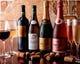 ソムリエが厳選したワインは常時20本からございます