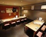 【個室あり】小上がりのテーブル席!団体様最大20名迄。