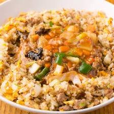 創作中華料理を堪能