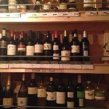 ワイン小屋で自分で選ぶワイン達♪