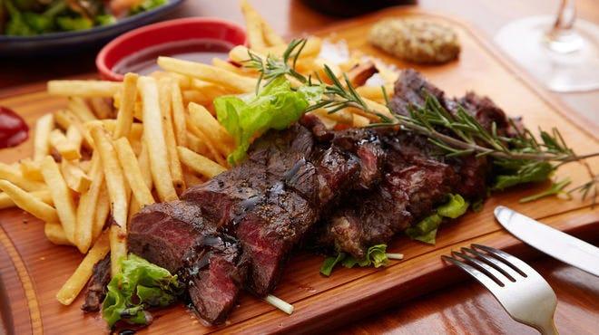 肉!肉!肉!