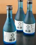 柿安 噴井 石川酒造/清酒