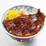 うな丼(お新香・お吸物付)