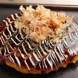 京風お好み焼き 豚肉