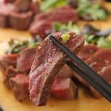 牛ランプステーキ&いちぼステーキ食べ比べ♪