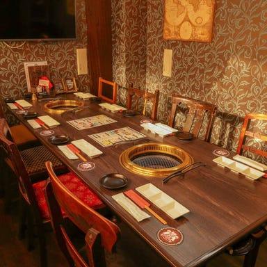 焼肉&ワイン マサトラ Grill Dining Masatora 店内の画像