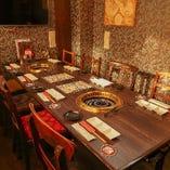 特別な時間をお過ごし頂ける個室(2~10名まで)記念日、誕生日パーティーにオススメ