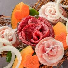 記念日・歓送迎会におすすめ肉ブーケ