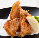 桜姫鶏の唐揚げ