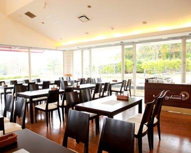 バーベキュー×カフェ メイブーム  コースの画像