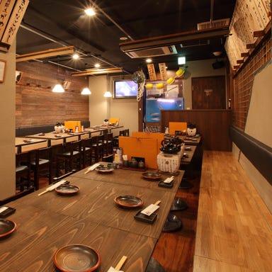 九州 熱中屋 日比谷 LIVE 店内の画像