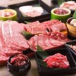 黒毛和牛・特選牛肉の食べ放題『焼肉 黒真-KOKUSHIN-』