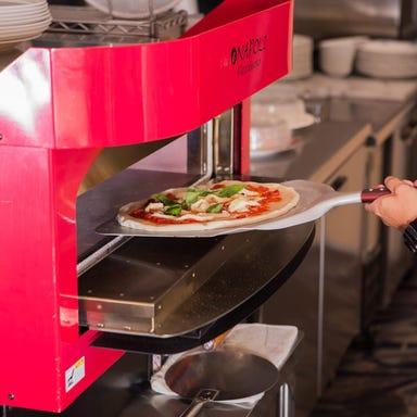 イタリア料理 ツインバード  こだわりの画像