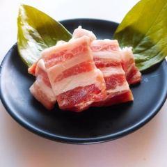 多摩の地豚のばら肉