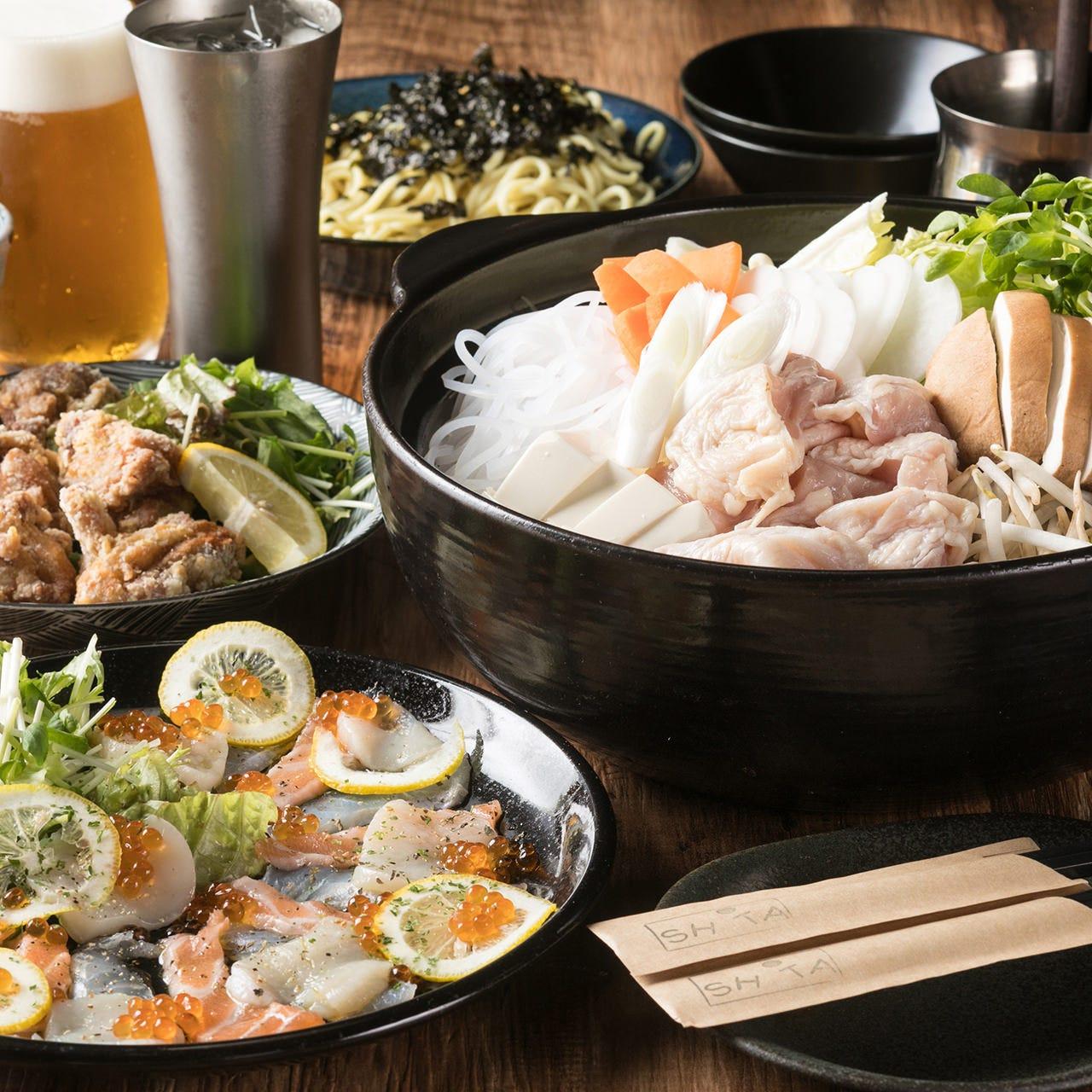 定番から洋風アレンジ鍋まで多種多彩