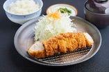 ヘレカツ定食 1,250円