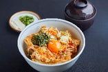 こだわり卵のかつ丼1,080円