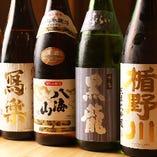 こだわりの地酒【日本各地より厳選】
