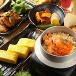 鮮魚・お寿司・アテ~ガッツリ〆メニューまで