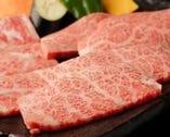 最高級A5ランクのお肉をご用意して お待ちしております。