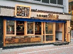 大衆肉割烹 108食堂 上野御徒町店