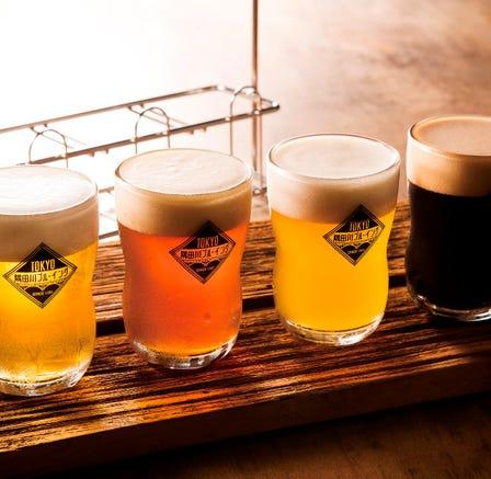 TOKYO Sumidagawa Brewing