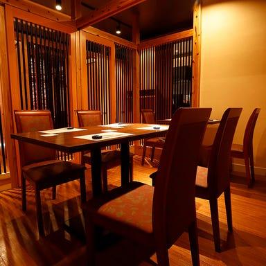 日本料理 すっぽん 田一 南新宿店 店内の画像