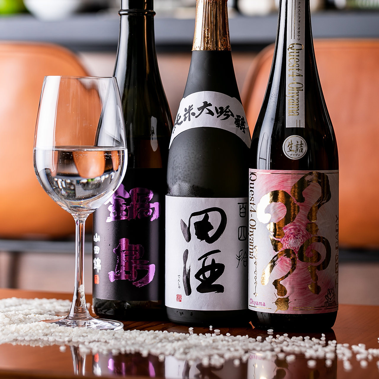 特別な日本酒・ワイン・オーガニック