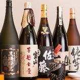 日本酒は料理に合わせて70種以上。呑みたかったお酒に巡り会う