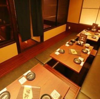 焼酎 黒豚 もつ鍋 芋蔵 京都木屋町店 店内の画像