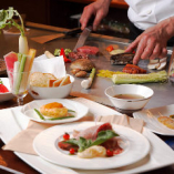 厳選食材と自家製にこだわった数々の料理をコースで堪能ください
