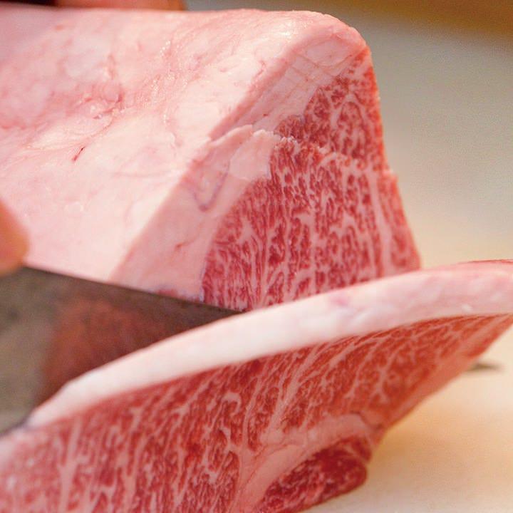 京都丹波 和牛を中心に旨みのあるお肉を匠が厳選
