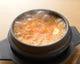 豆腐チゲ480円。スープは全10種以上、体に優しい。