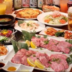 国産黒毛和牛×韓国料理 濱や本館 関内