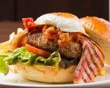 カスタムで自分好みの「マイハンバーガー」を!