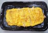 ハムチーズ卵焼き