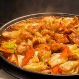 焼きホル (醤油)
