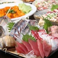 旬で新鮮な食材を使用!!