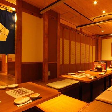 海鮮居酒屋 はなの舞 三島南口店 店内の画像
