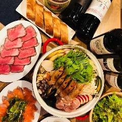 肉バル&魚バル HANDS(ハンズ) 福島