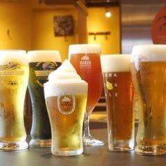 一番搾りコラボショップ 神戸麦酒 神戸駅前店 コースの画像