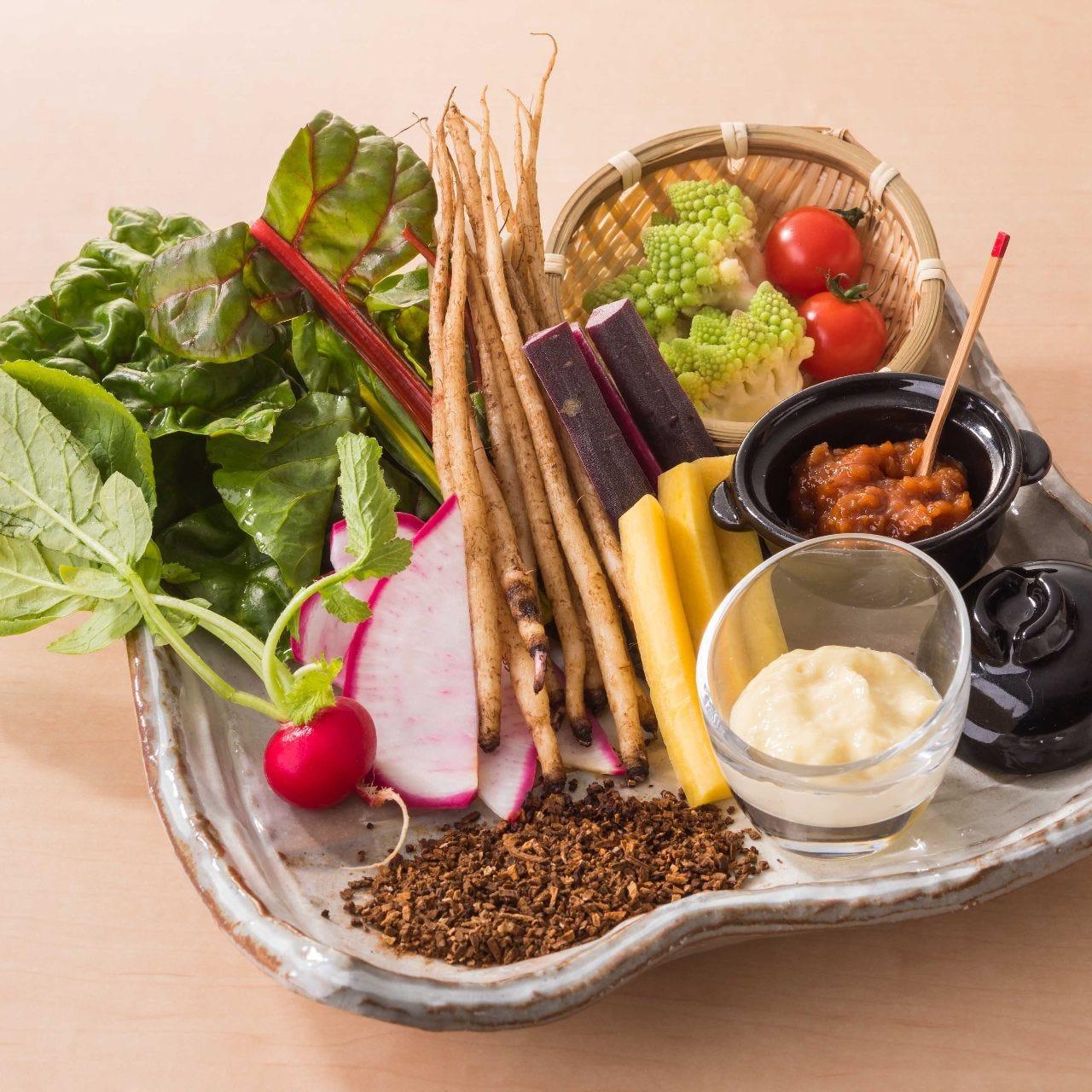 北海道直送の野菜・鮮魚・ジビエ