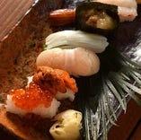 新鮮な北海道産の食材を使用した逸品。一度食べたらやみつきに!