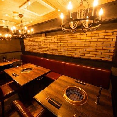 焼肉DINING GROW 日本橋店  店内の画像